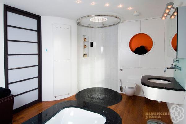 ванная в японском стиле фото