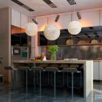 Барная стойка в дизайне интерьера – стильно и удобно