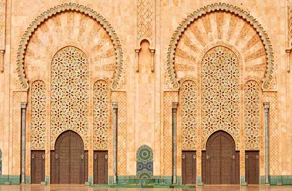 оформление в арабском стиле фото