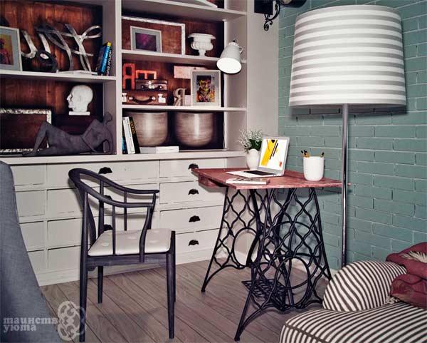 организация рабочего места дома фото дизайн