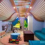 Под крышей дома твоего – дизайн идеи для мансарды