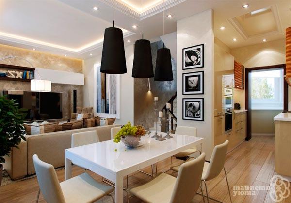 примеры декора для квартиры студии