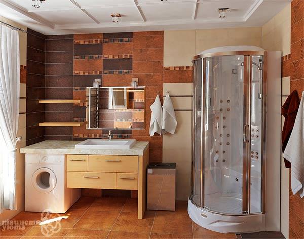 советы для оформления ванной