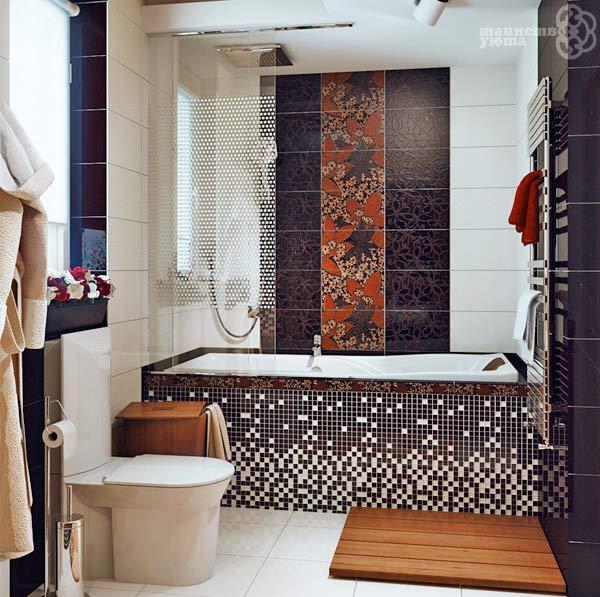 варианты дизайна интерьера ванной фото