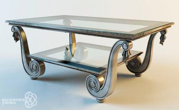 журнальный стол современная классика