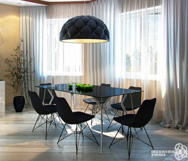 варианты дизайна столовой