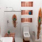 Плитка мозаика в интерьере – альтернатива надоевшему кафелю