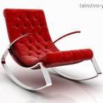 Кресло качалка в интерьере – фото подборка моделей на любой вкус