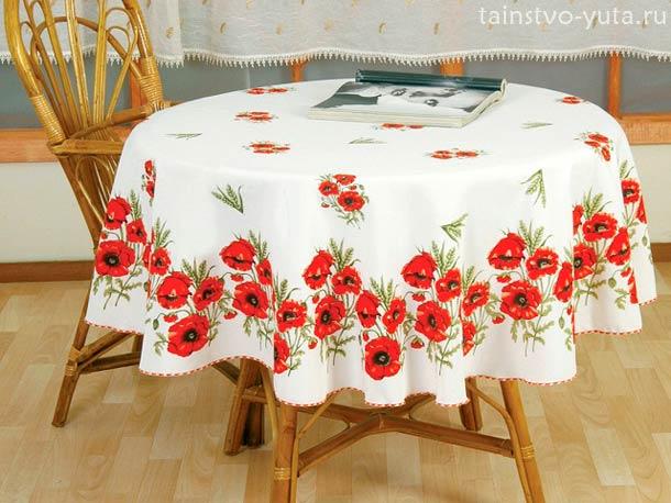 элементы декора из ткани