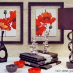 Какие бывают элементы декора интерьера – подробный обзор