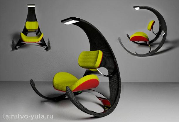 кресло качалка необычное фото