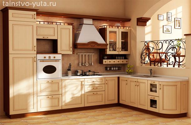 фасады для кухонных гарнитуров