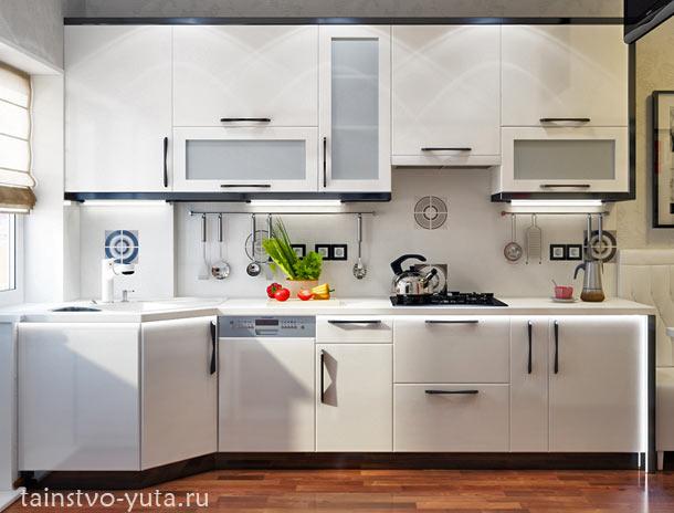 образцы кухонных гарнитуров