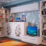 Мебель для хранения вещей или как обеспечить порядок в доме.