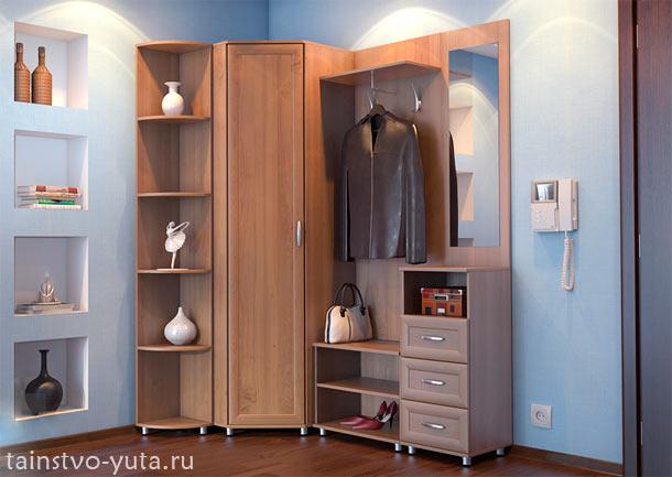 мебель для хранения в прихожей