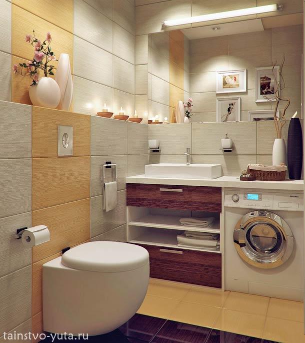 идеи дизайна туалета