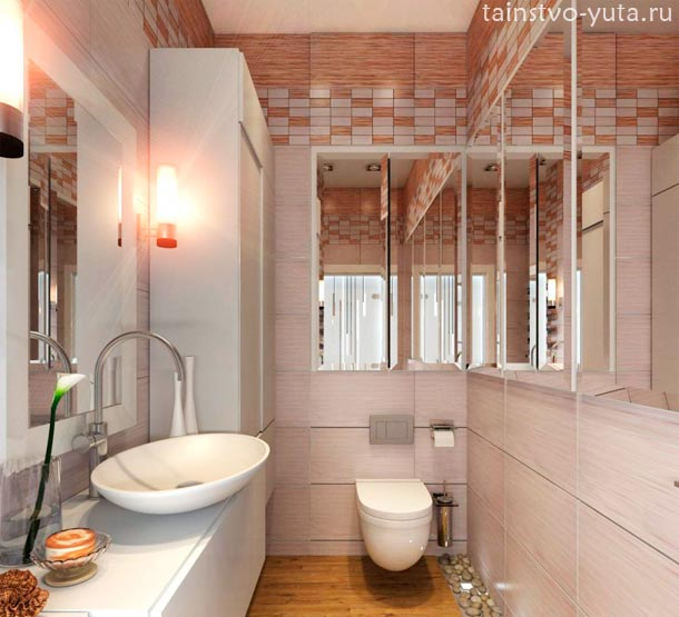 ремонт туалета дизайн
