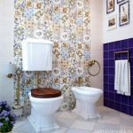Необычный дизайн туалета – комната с сюрпризом