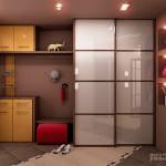 С чего начинается дом или варианты дизайна прихожей