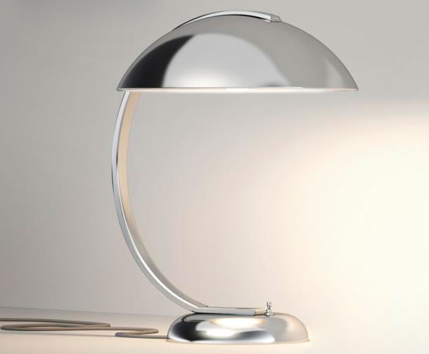 Настольный светильник дизайн