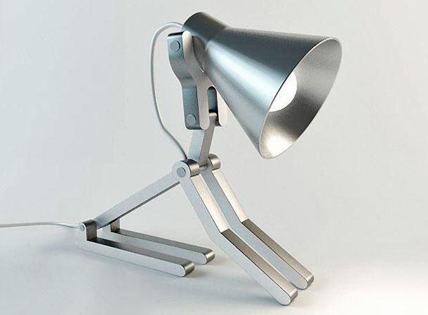 интерьесная настольная лампа