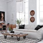 Дизайн интерьера в скандинавском стиле – нордический характер вашего жилища