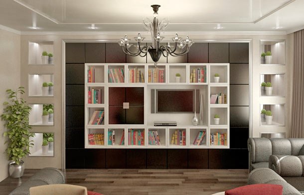 библиотека в тв зоне