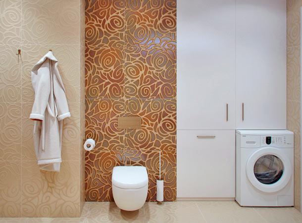 дизайн плитки цветочный орнамент