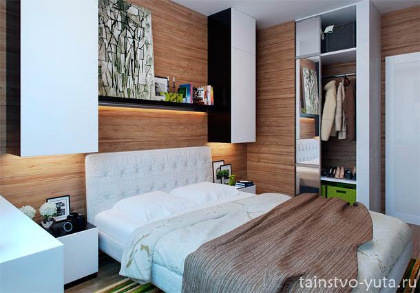 мебель для хранения в спальне