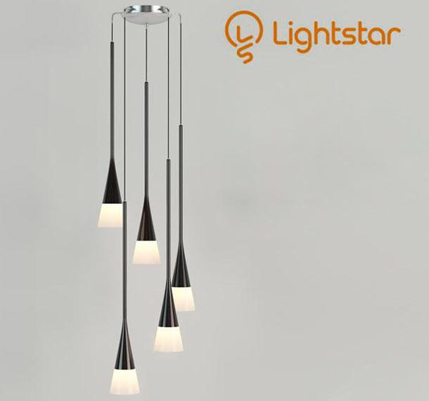 потолочные светильники люстры