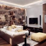 Экологически чистые отделочные материалы в дизайне интерьера
