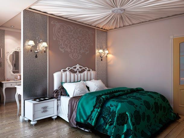 комната в стиле арт деко