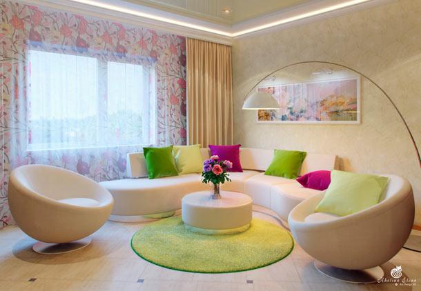 мебель для зоны отдыха в гостиной