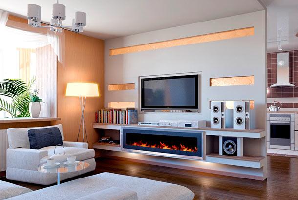 дизайн мебели для телевизора