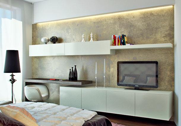 мебель под телевизор дизайн