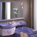 Брендовая сантехника: цвет и стиль подбираемого сантехнического оборудования и соответствующих аксес...
