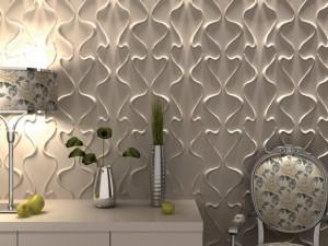 Креативные решения в декорировании стен 1