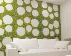 Креативные решения в декорировании стен 5