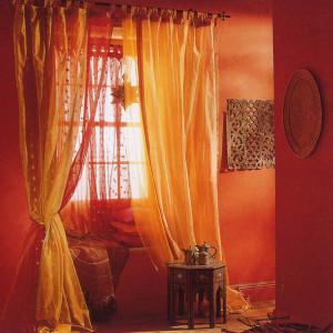 Сбалансированность цвета в декоре интерьера 2