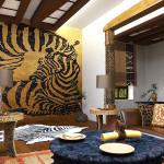 Цвет и стиль в интерьере – ищем золотую середину