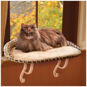 лежанку для кошки 5