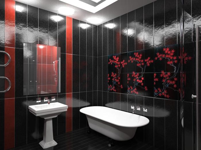 Эротика в ванной комнате смотреть онлайн групповое 11 фотография