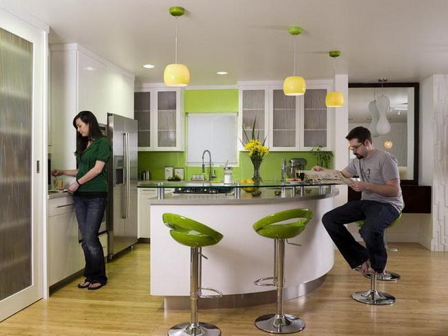 Шикарный ремонт кухни