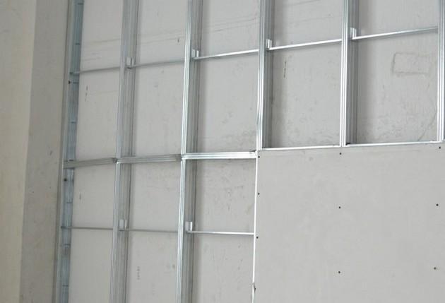 Технология обшивки стен гипсокартоном